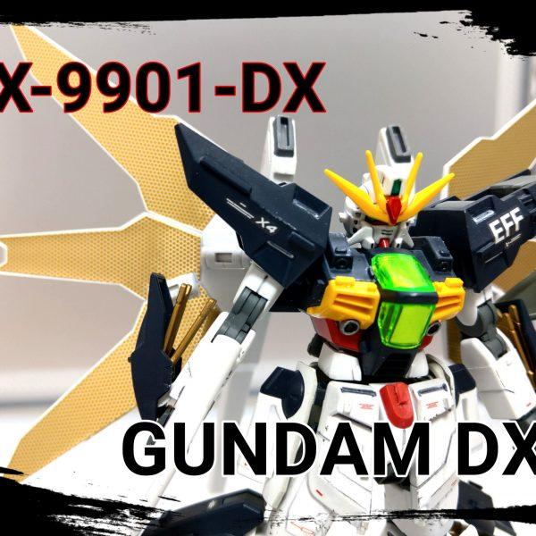 GX-9901-DX ガンダムDX