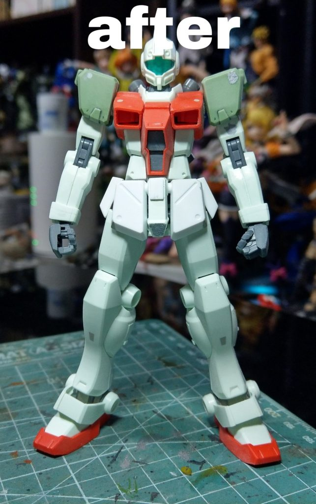 GM/GM COMMAND 制作工程4