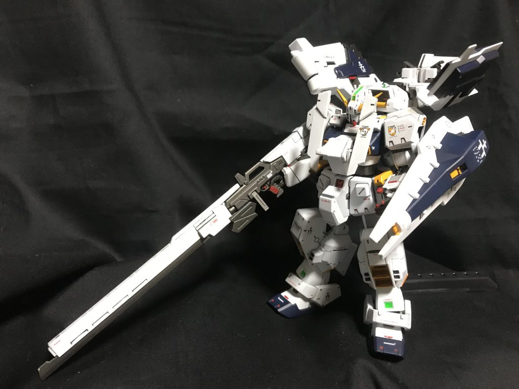 HGUC ガンダムTR-1 ヘイズル・ラー(ヘイズル改+フルドド) アピールショット3