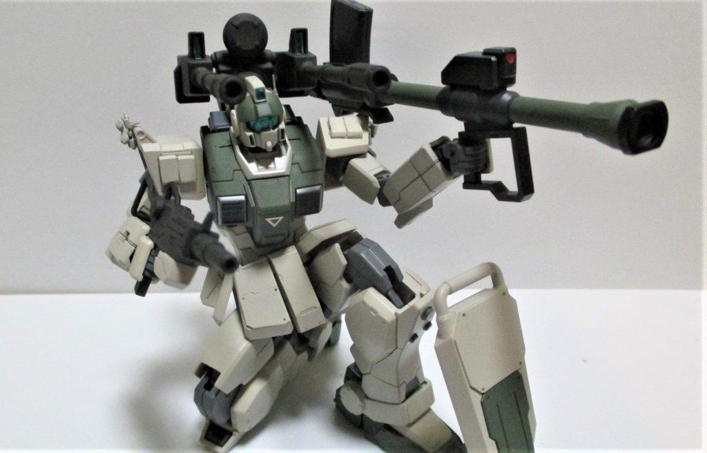 陸戦型ジム 火力支援型 アピールショット2