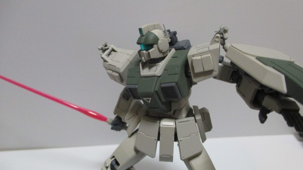 陸戦型ジム 火力支援型 アピールショット3