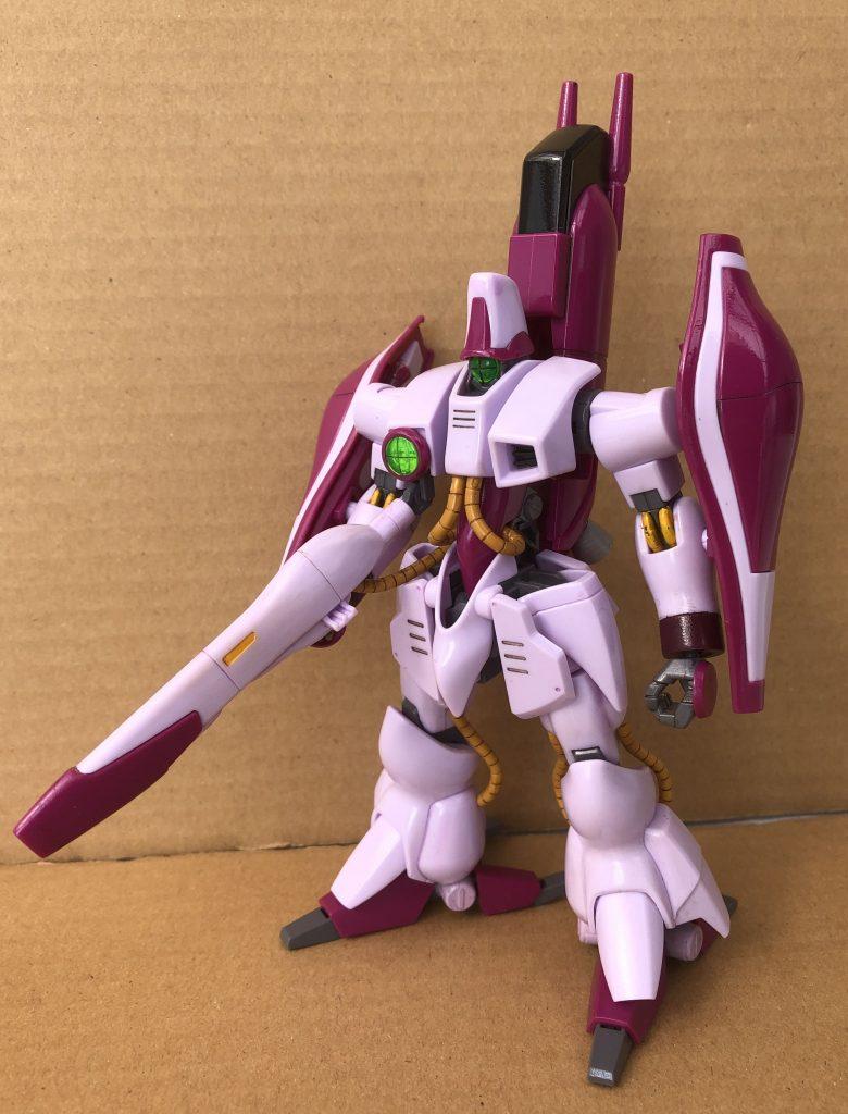hguc062AMX-003 ガザC (ハマーン・カーン 専用機) アピールショット3