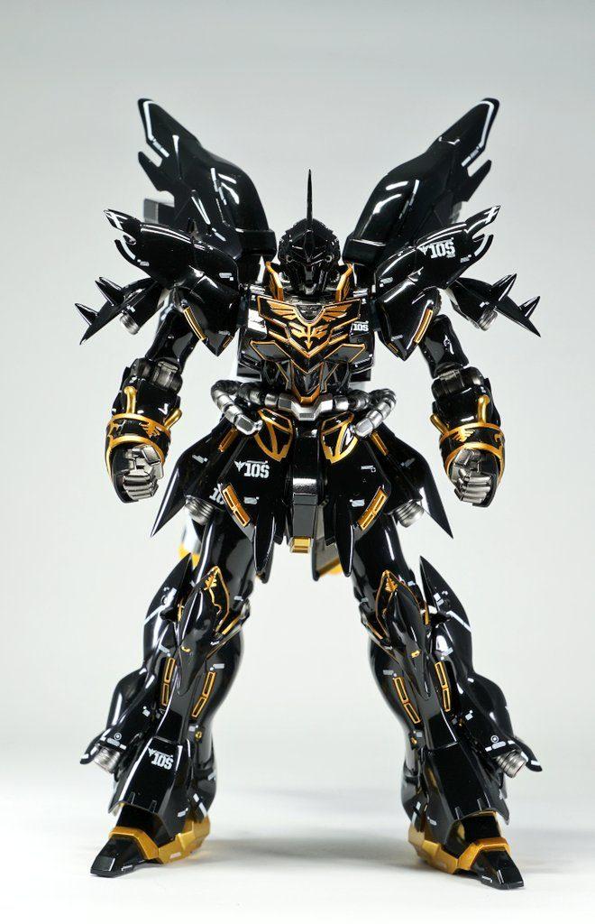 シナンジュ 黒騎士 アピールショット1