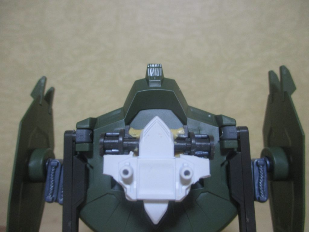 ASW-G-63 ガンダムアンドラス 制作工程4