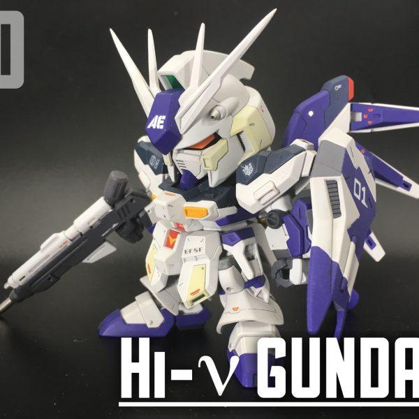 SD Hi-νガンダム