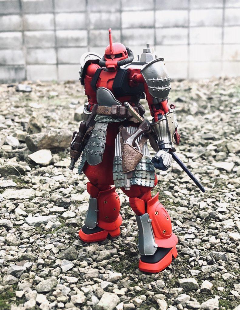 狩操兵 シデン専用レギオン改二 アピールショット1