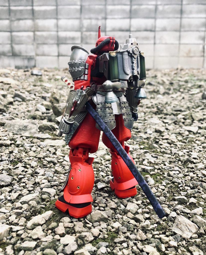 狩操兵 シデン専用レギオン改二 アピールショット2