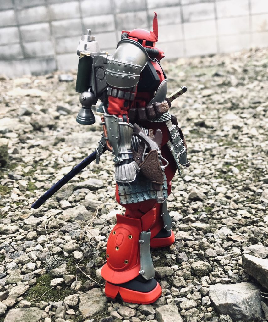 狩操兵 シデン専用レギオン改二 アピールショット3