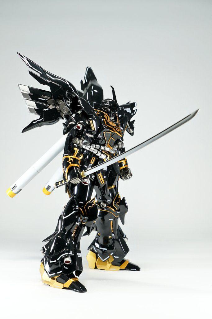 シナンジュ 黒騎士 アピールショット4