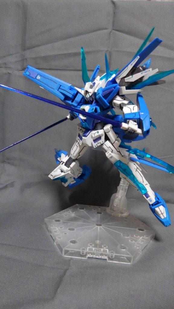 ガンダムAGE-1 Air アピールショット2