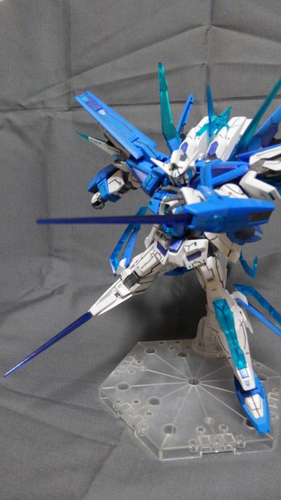 ガンダムAGE-1 Air 制作工程4