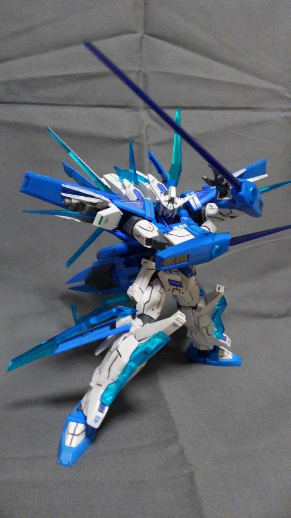 ガンダムAGE-1 Air アピールショット3
