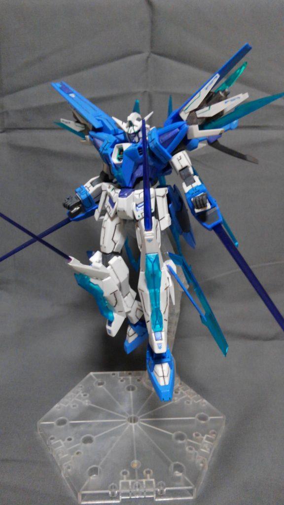 ガンダムAGE-1 Air アピールショット4