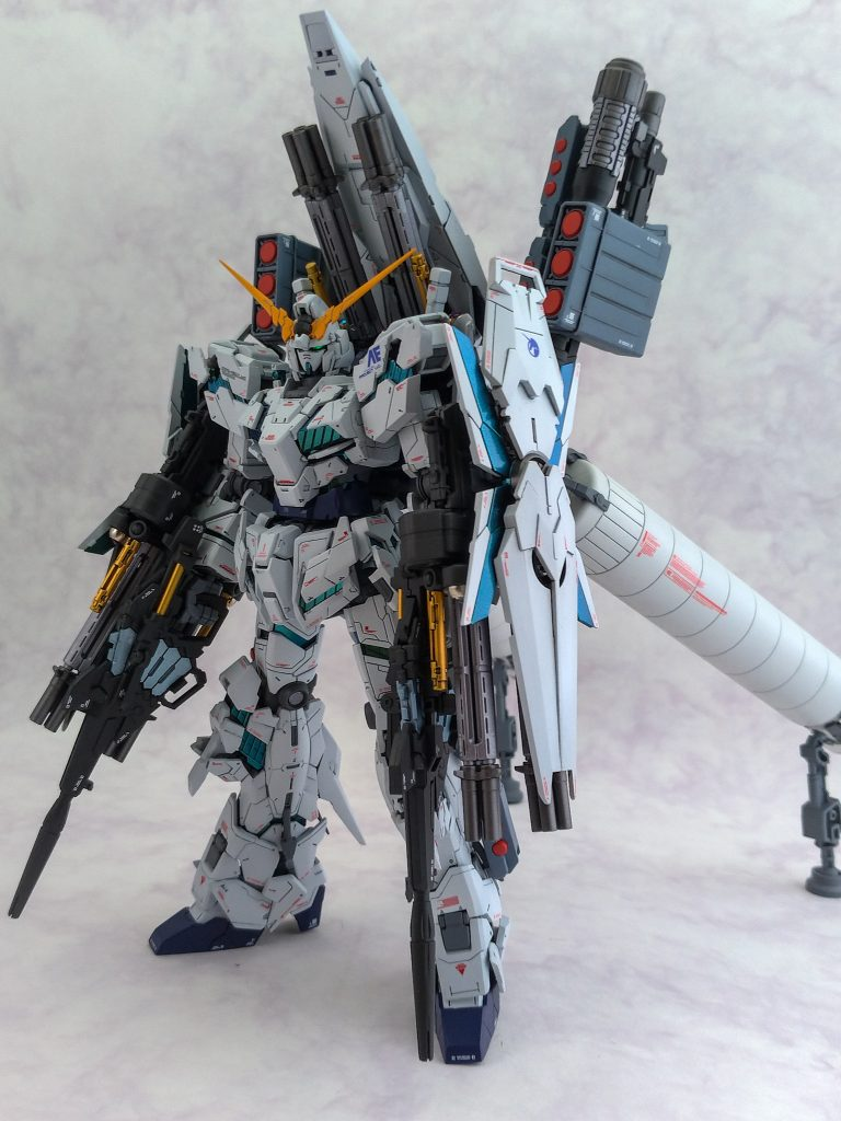 Full Armor UNICORN GUNDAM(add AADE)