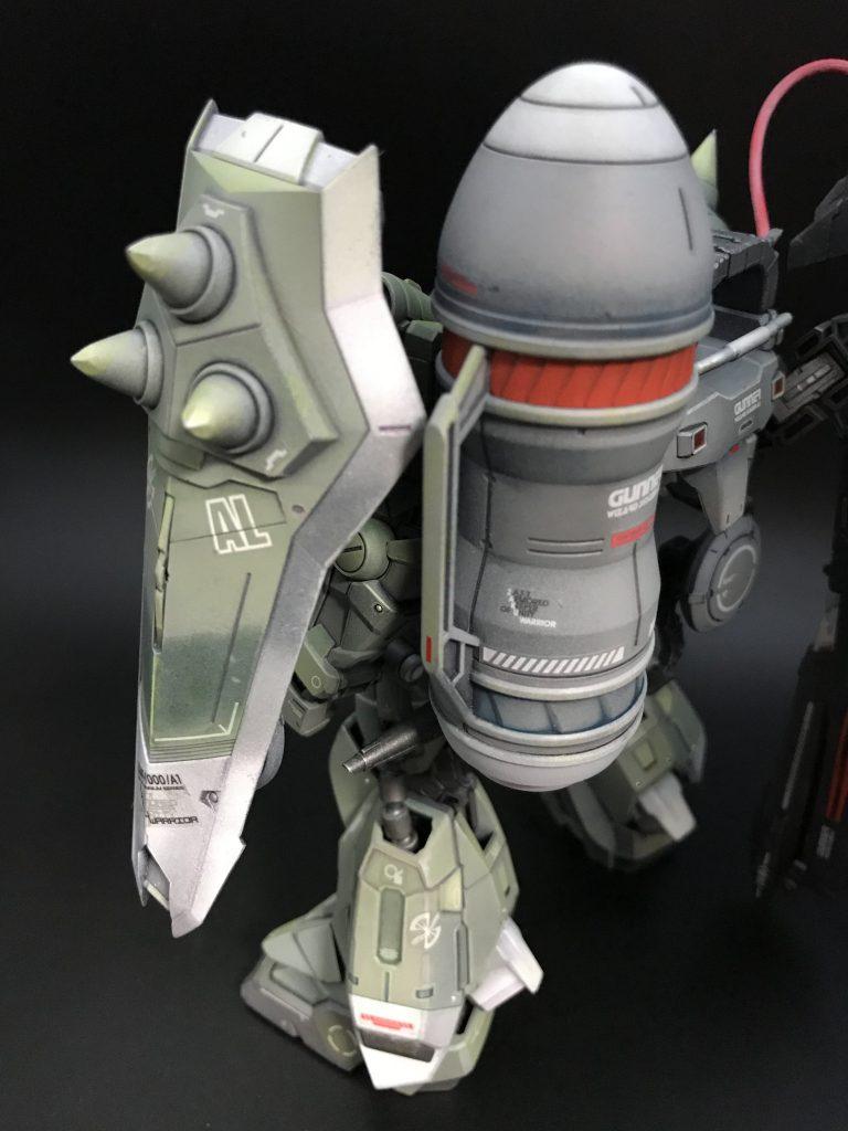 MGガナーザクウォーリア アピールショット6