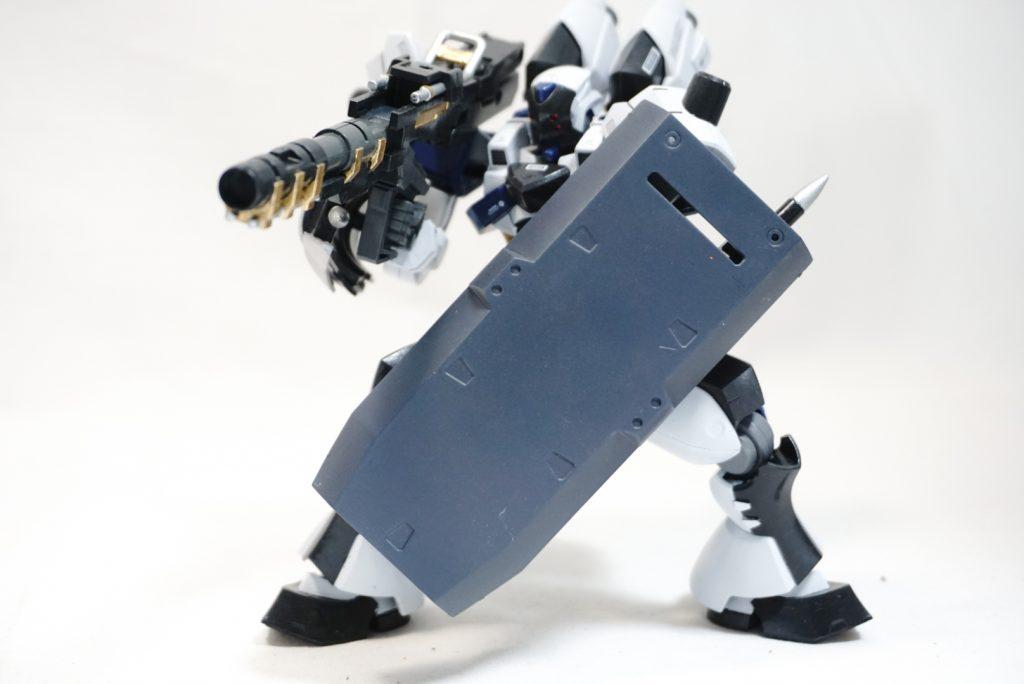 """拠点防衛型機 """"白影"""" アピールショット5"""