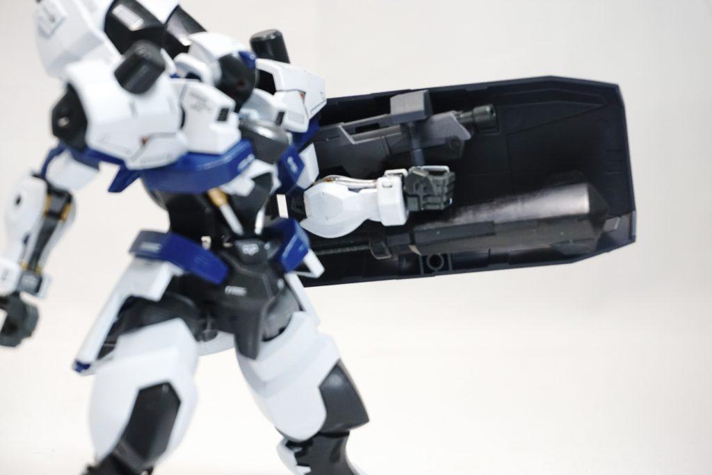 """拠点防衛型機 """"白影"""" 制作工程1"""