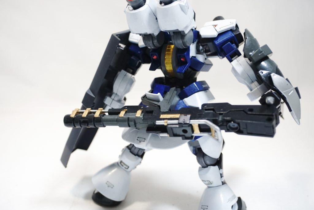 """拠点防衛型機 """"白影"""" アピールショット6"""