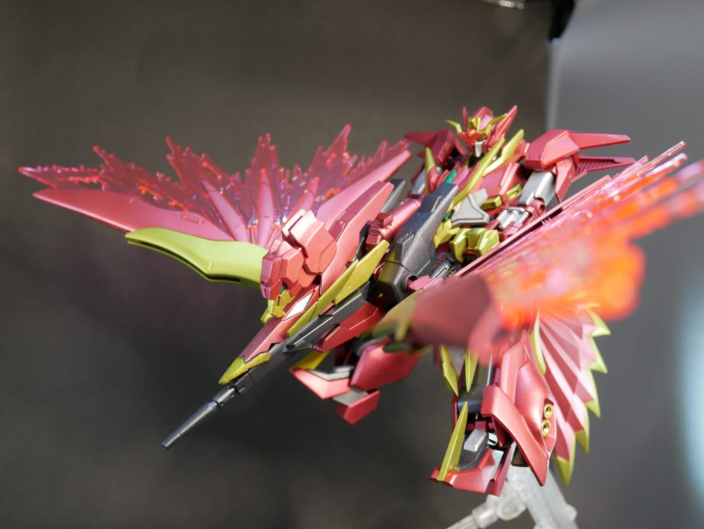双翼合体!ウイングブレイザー 制作工程1