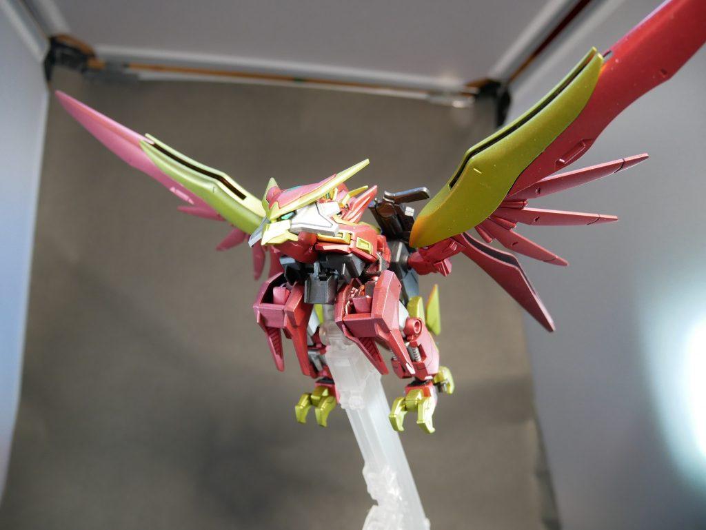 双翼合体!ウイングブレイザー アピールショット3