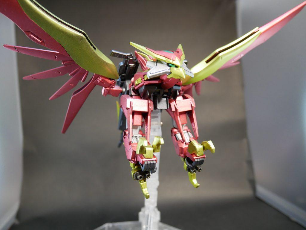双翼合体!ウイングブレイザー アピールショット4