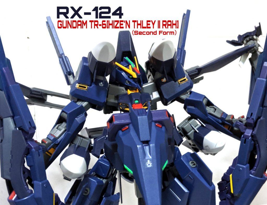 RX-124 ハイゼンスレイⅡ・ラー(第二形態)