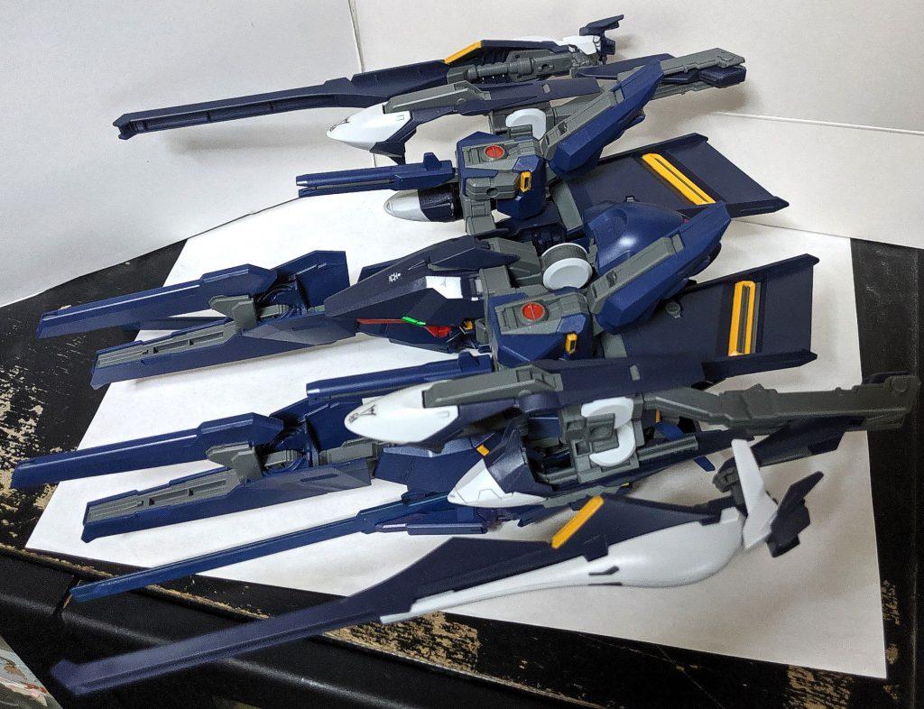 RX-124 ハイゼンスレイⅡ・ラー(第二形態) アピールショット7