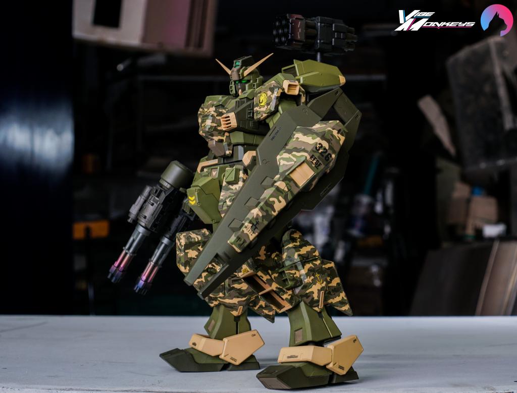 TR-1 Assault (hazel gundam custom) アピールショット4
