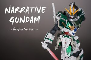 NARRATIVE GUNDAM ~Despertar ver.~