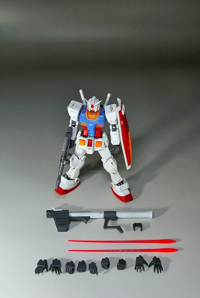 "HGUC RX-78-2 ""GUNDAM"" アピールショット5"