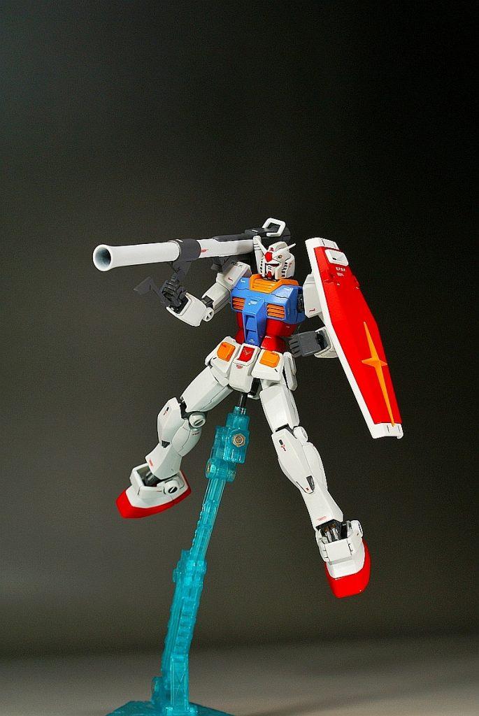"HGUC RX-78-2 ""GUNDAM"" アピールショット7"