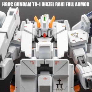 HGUC ガンダムTR-1[ヘイズル・ラー]フルアーマー形態