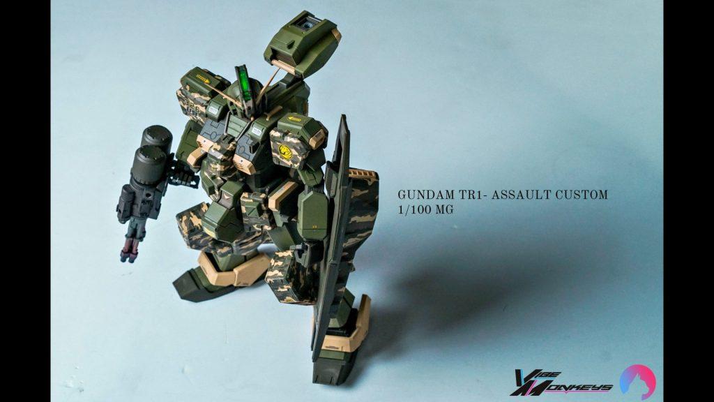 TR-1 Assault (hazel gundam custom)