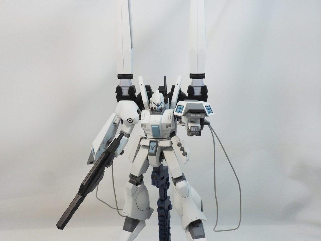 ジェガン準サイコミュ兵装搭載型 制作工程4