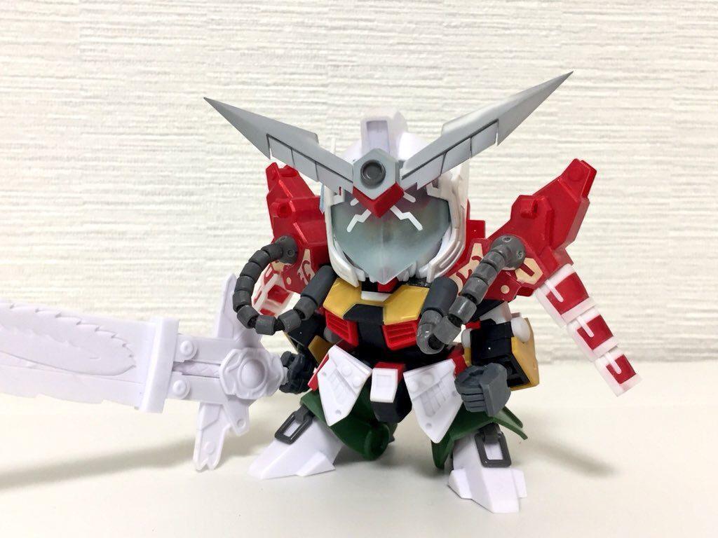 堕悪紅零斗丸 制作工程2