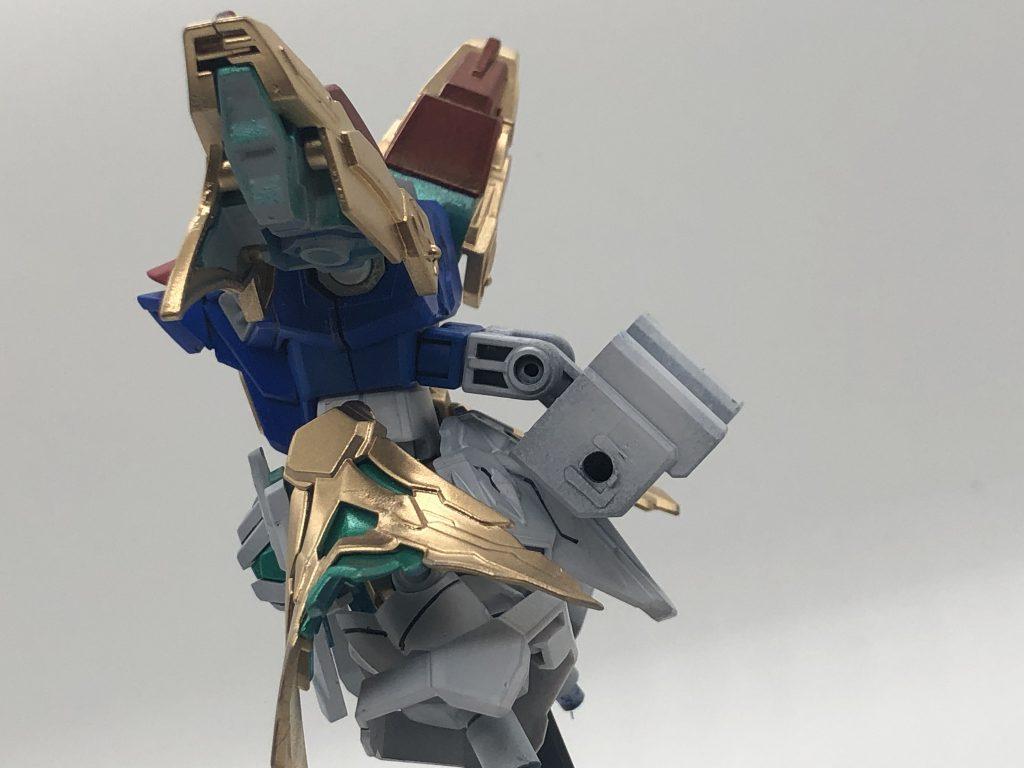 【リアルタイプ変形】諸葛亮フリーダム撃 アピールショット6