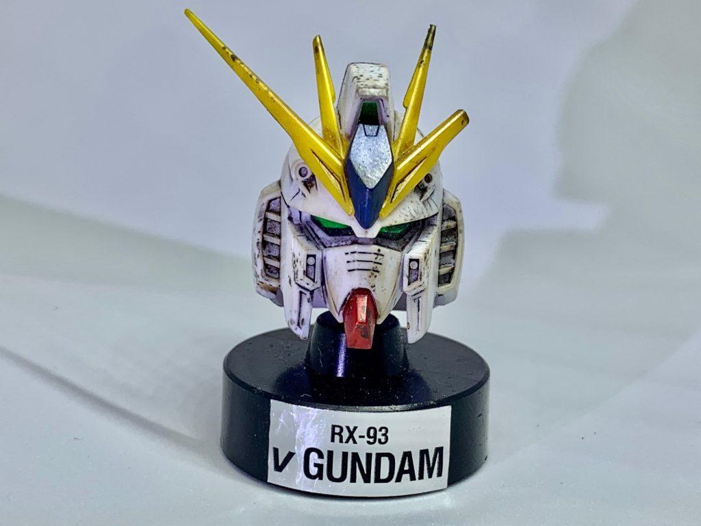 rx-93 νガンダムヘッド アピールショット1