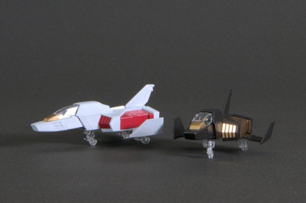 MG コアファイター (UCカラーVer.) アピールショット1