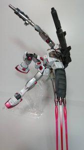 RX -78ガンダム セミアーマー