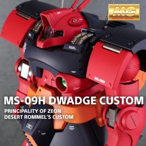 MG1/100 MS-09H ドワッジ改