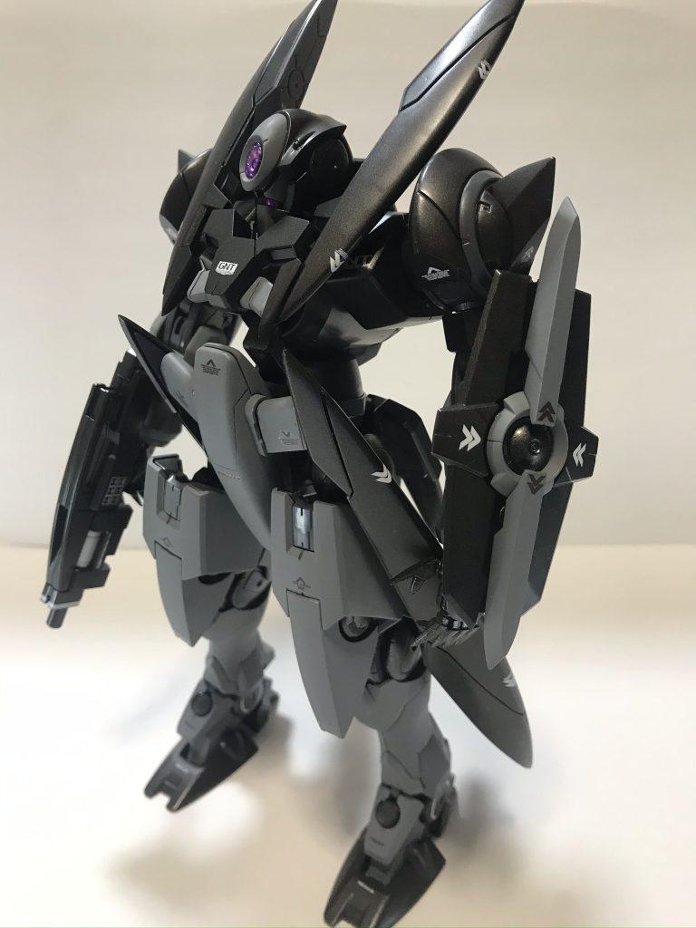 MGジンクス(ジンクスⅣ指揮官機カラー) アピールショット1