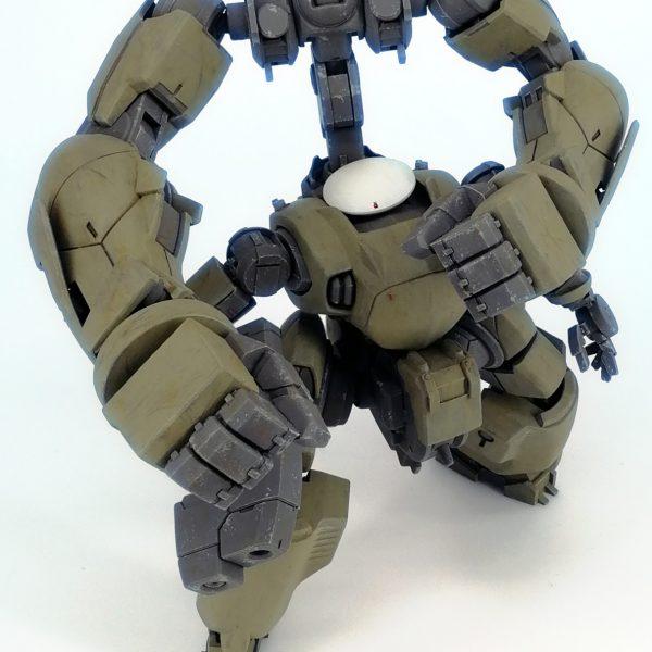 スパンデュール ベルゲルミル装備