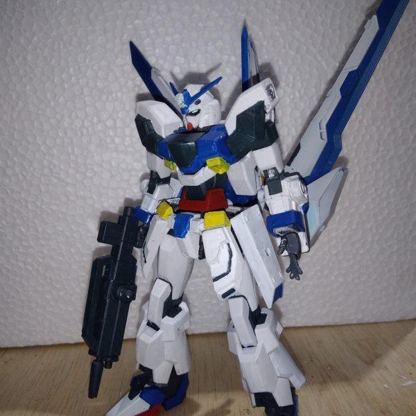 「R」MS-001 ガンダムストラテス&試作型タクティカルアームズR