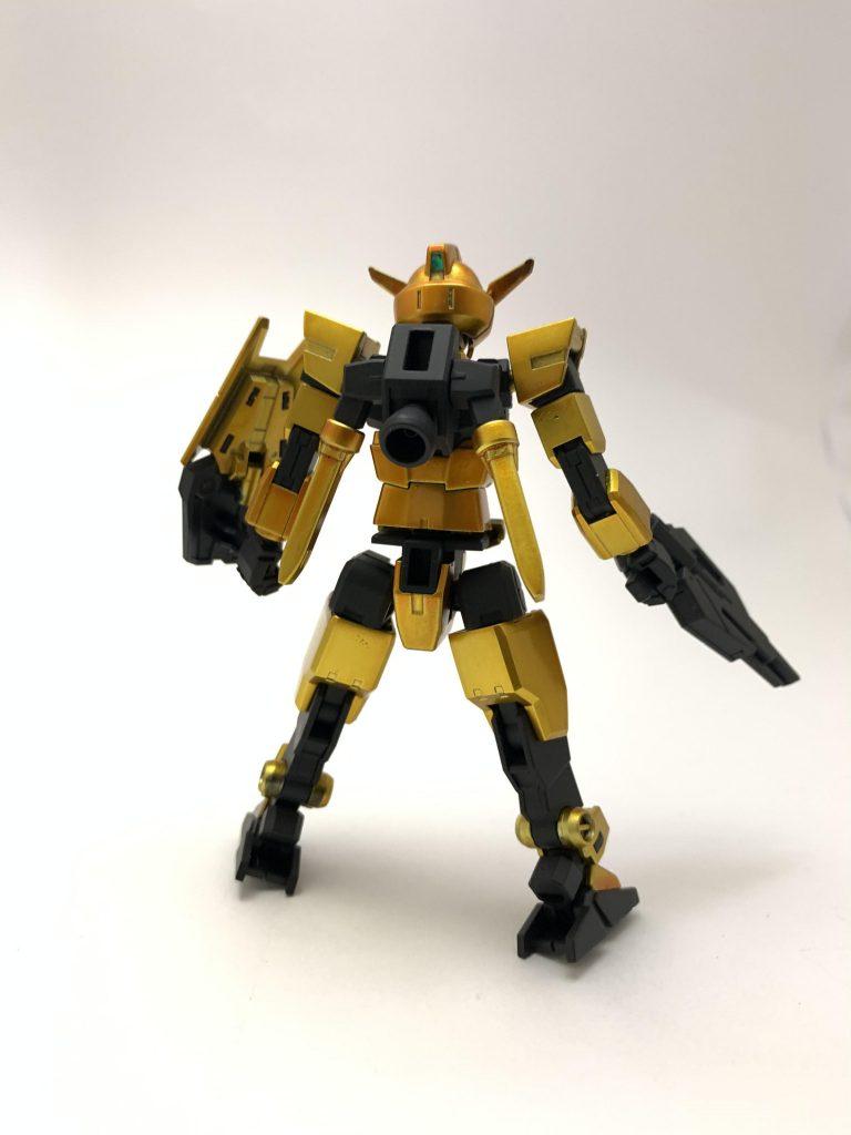 金色ガンダム アピールショット2