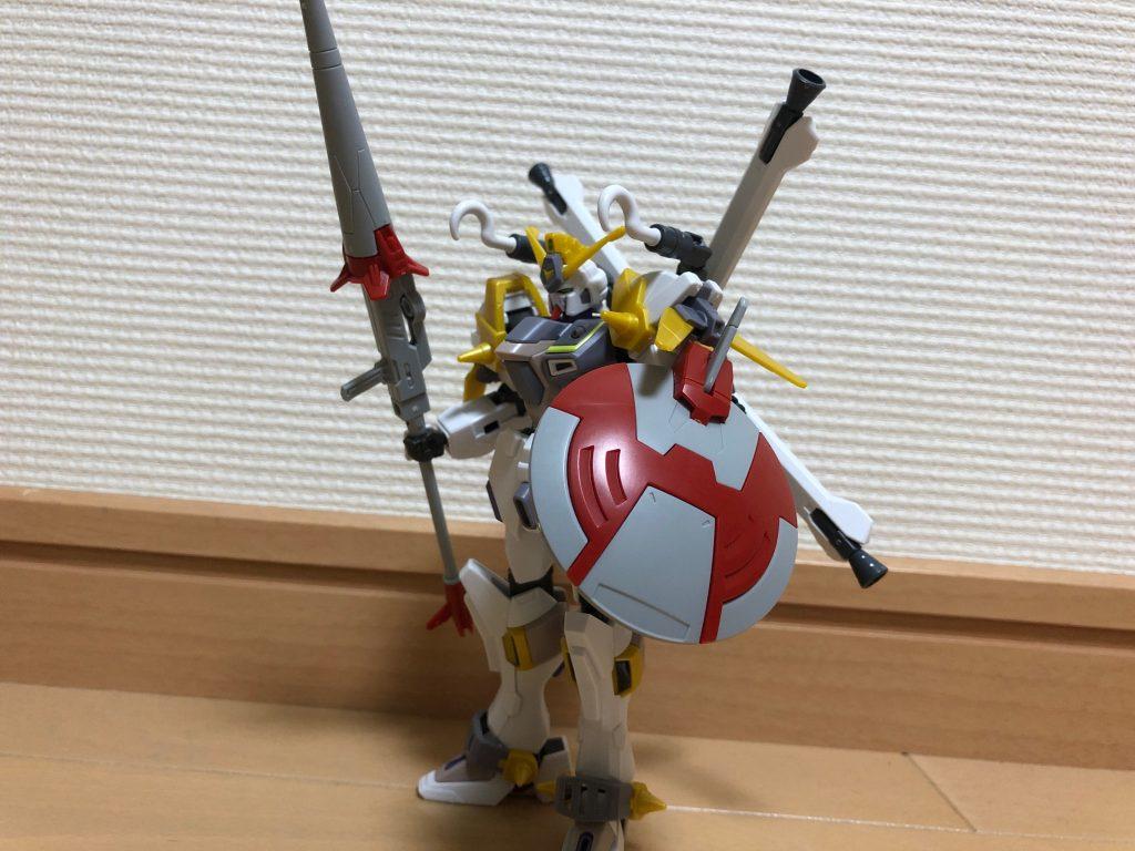 ZGMF-97X ガンダム・ジャスティス バンガード