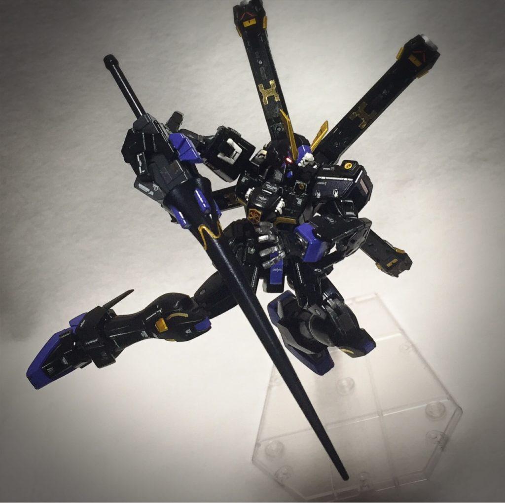 クロスボーンガンダムX2 アピールショット6