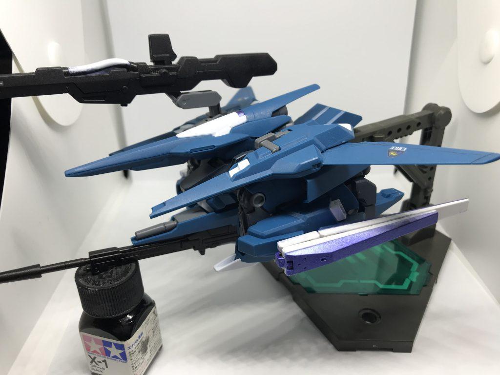 リゼル隊長機 アピールショット3