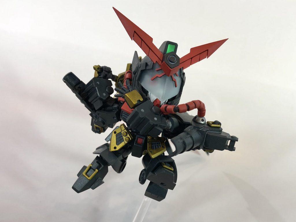 堕悪紅零斗丸 アピールショット5