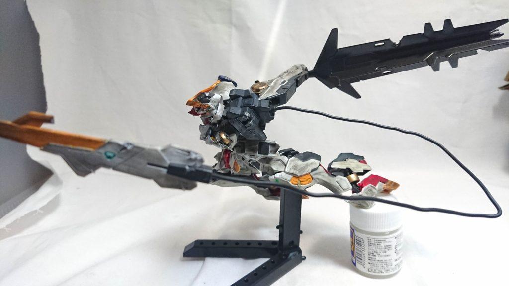 ヴィネット【Fighter】 制作工程5
