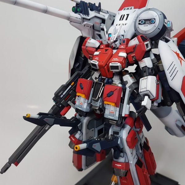 RX 78 NT1[Bst] ガヴェイン